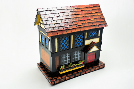 Bavarian Cottage - Roof View