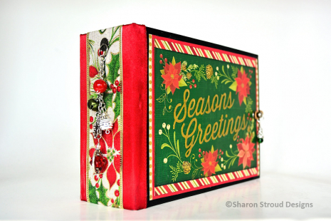 Traditional Seasons Greetings Album Spine