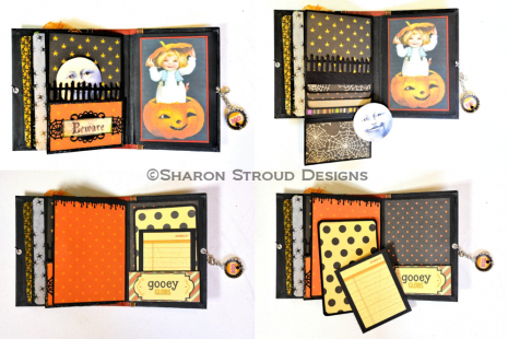 Trick or Treat Page Collage 3