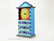 Whimsical Clock Box - Right Side