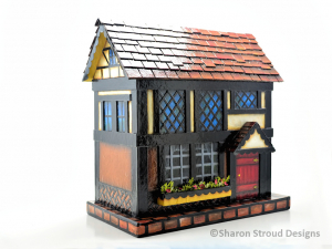 Bavarian Cottage Box - Left Side