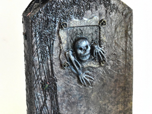 Ghoulish Crypt Box - Front
