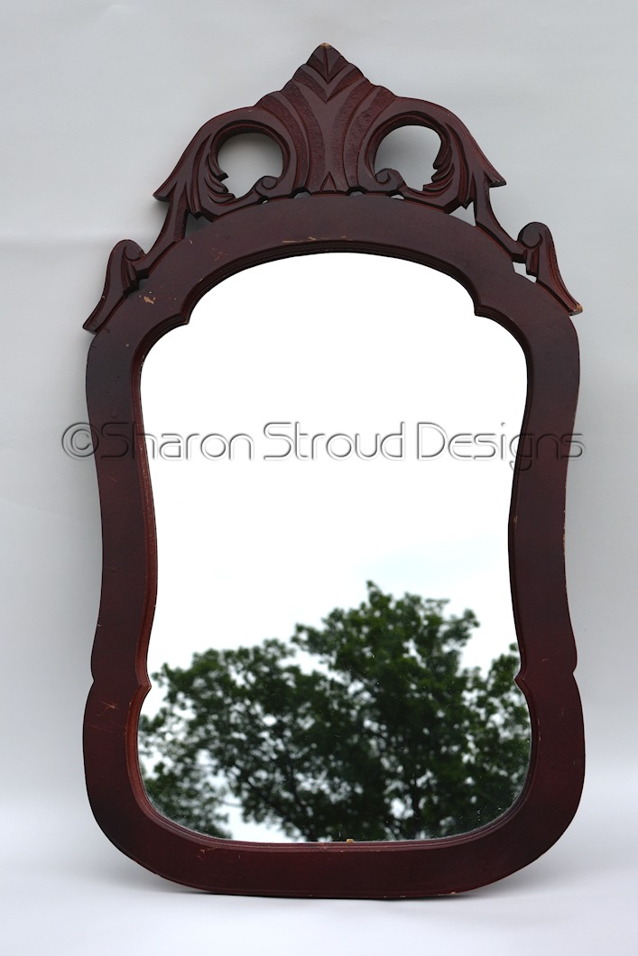Whimsical Magic Mirror - before image